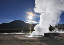 Geysir El Tatio, Chile